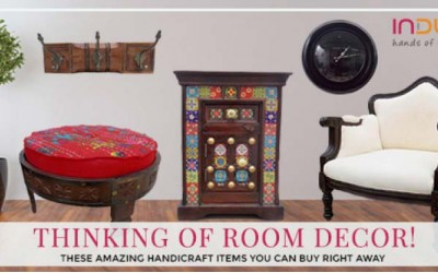 Thinking Of Room Decor! These Amazing Handicraft Items You Can Buy Right Away