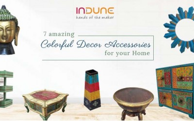 7 AMAZING COLORFUL DÉCOR ACCESSORIES FOR YOUR HOME