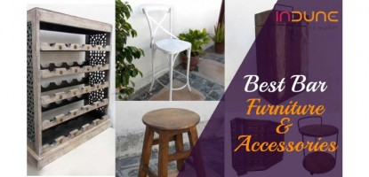 BEST BAR FURNITURE AND ACCESSORIES THAT ARE WORTH USING