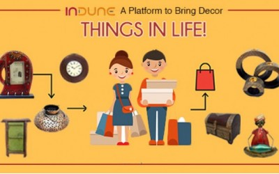 INDUNE – A PLATFORM TO BRING DÉCOR THINGS IN LIFE!