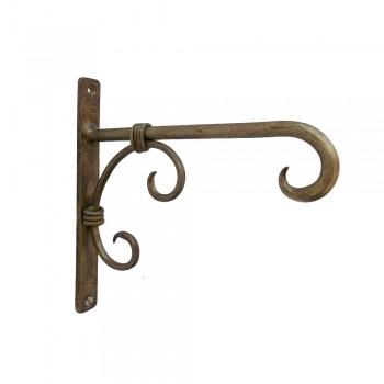 Iron Wall Bracket - Antique Golden