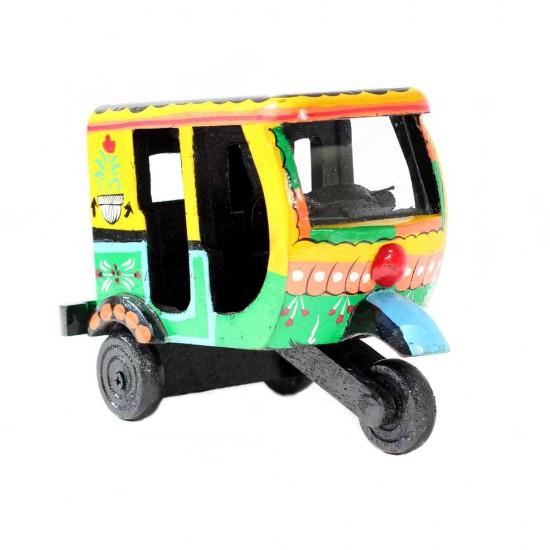 Indian Autorickshaw Tuktuk Small