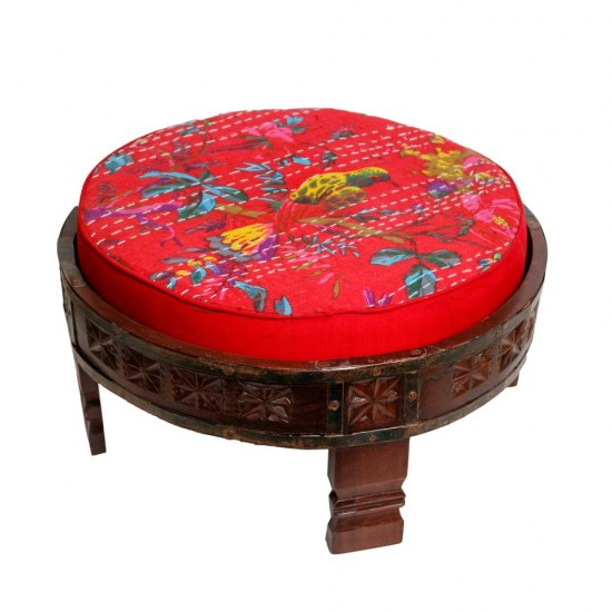 Hand-Painted Rajsthani Wooden Furniture