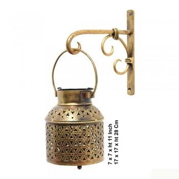 Spread our decorative tea light candle holder for a cozy aura