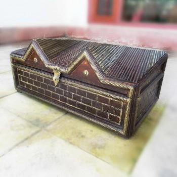 Hut Shaped Treasure Box