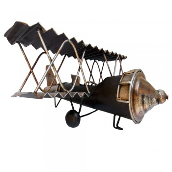 Aircraft - Iron Antique Copper Finished