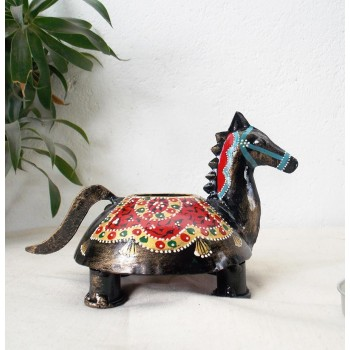 Horse Tea Light Holder - 1