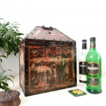 Wine Bottle Box for 6 Bottles