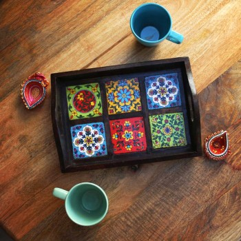 Wood-ceramic-serving-tray