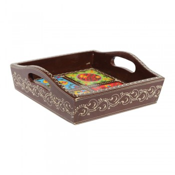 Wood-ceramic-serving-tray