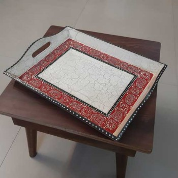 Tray (Collection- Elegant Paisley)