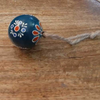 Ball ( Collection- Flora On Sapphire )