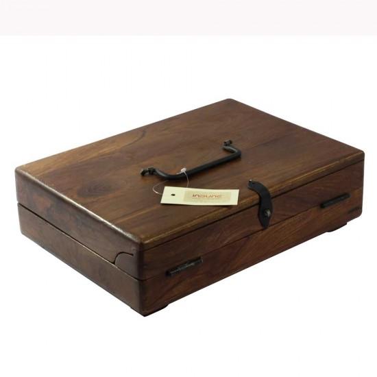 wooden-office-desk-organiser