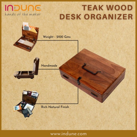 wooden-table-stationary-organiser