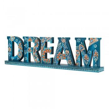 Alphabet Dream ( Collection-Flora On Sapphire)