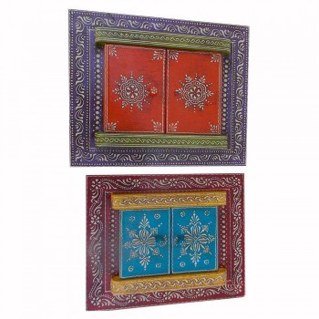Window Photo Frame - Assorted Colours