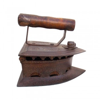 Antique Coal Iron - Vintage Collection
