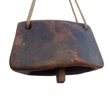 Old Wooden Bell for Cattle - Assorted