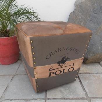 Charleston Polo Ottoman