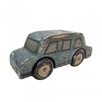 Toy Cars- Wood, Retro, Distressed.
