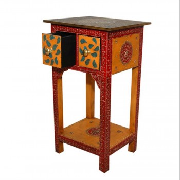 2 Drawers Telephone Table