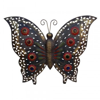 Iron Craft Butterfly Wall Art