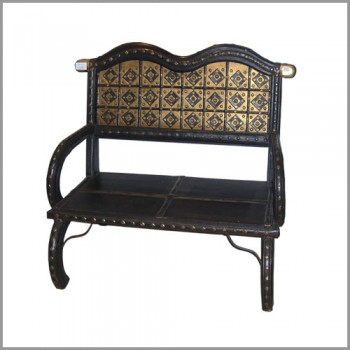 Cart Theme Chair Two Seater
