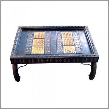 Cart Theme Table