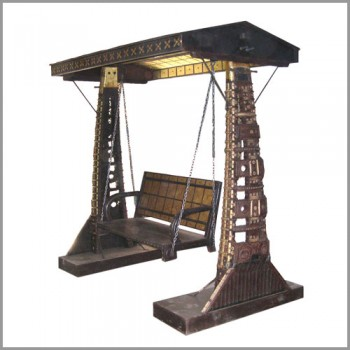 Cart Spines Swing Jhula