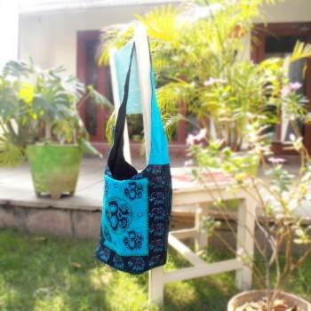 A-U-M Bag, Midnight Blue