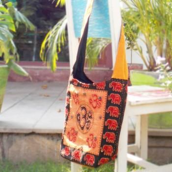 A-U-M Bag, Indian Orange