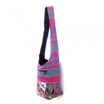 Blossoms Bag, Deep Purple