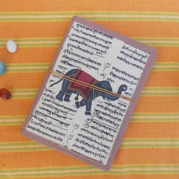 Calligraphy Bahi Khata Journal, (Elephant)