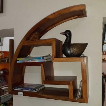 Arch Book Shelf