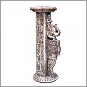 Elephant Pillar Padestal